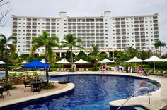 Imperial Palace Cebu  one of the top resorts in the Philippines. Luxurious and beautiful.  #travel #tropical