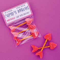 Cupids Arrows...Too cute (: