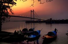 See 148 photos and 21 tips from 1629 visitors to Kolkata West Bengal, Times Of India, India Travel, Kolkata, Golden Gate Bridge, Hippy, East Coast, Trail, World