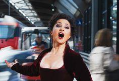 Eva Mei, soprano Opera Singers, Fat Women, The World's Greatest, Songs, Lady, Beautiful, Musica, Song Books