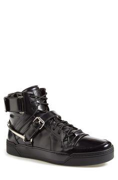 Gucci  Basket Darko  High-Top Sneaker (Men) Italian Sneakers 376238550