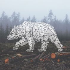 Instagram media by vadnaisart - {Low Poly Illustration - Kodiak Bear} ~ Follow for more artwork. Thank you! #artwork #graphic #design #sketch #illustration #drawing #student #designer #belmont #university #nashville #tennesse #branding #adobe #art #vscocam #photography #vscogood #photoshop #illustrator #visual #logo #minimalist #graphicdesign #pastel #duo #tone #color #vector #lettering