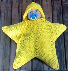 Star Cocoon Star Snuggy Baby Star Snuggy Baby von ExpertCraftss