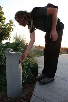 Bubbler fail (Photo by hopeforyou.)     cool and funny!!!!
