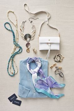 Shop Chico's for the latest styles in women's clothing including missy, petite and tall, jewelry & accessories. Chicos Jewelry, Sanibel Island, Clothes For Women, Shopping, Accessories, Outfit, Closet, Girls, Bijoux