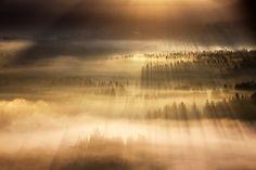 Explosion by Marcin Sobas, via 500px