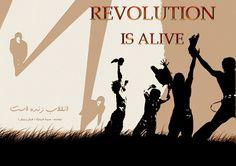 Revolution is alive Sina Kordnejhad