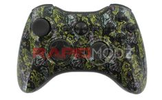 Who loves zombies? EVERYBODY! Especially the staff over at RapidModz.com . Our newest zombie controller, Zombie Faces, is now available for Xbox 360. This hydro dipped controller features a zombie pattern that is sure to scare the pants off any zombie fanatic. Get yours today! Watch the video now: http://www.youtube.com/watch?v=XAhW5nLq9OY=share=UUT0Ms5zD3HajSGh_un9pr_g