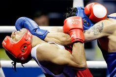 Boxing - Beijing 2008 Olympics  #UBFitnessApp  http://ub.fitness