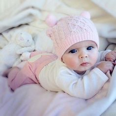 Todo bebê é lindo!! ❤