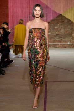 Milly Fall 2018 Ready-to-Wear Fashion Show Collection