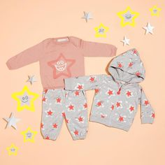 #StellaKids are starry eyed for our new collection arrivals! ✨ Discover astronomical prints on separates for toddlers online now: #StellaMcCartney.com #StellaMcCartneyKids
