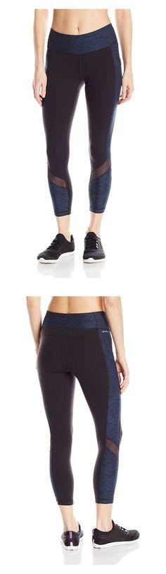 f1c33fea6ed9b $84.09 - New Balance Women's Premium Performance Fashion Crop Pants Tornado  Heather #newbalance Fitness Clothing