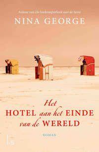 Het Hotel Aan Het Einde Van De Wereld-Nina George-boek cover voorzijde