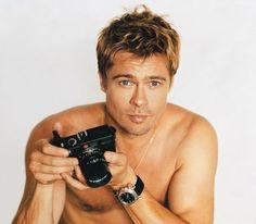Brad Pitt #celebs #behind the #camera