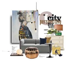 """""""Arno Bruse..."""" by gloriettequartet ❤ liked on Polyvore featuring interior, interiors, interior design, home, home decor, interior decorating, Nanette Lepore, Mulberry, Jimmy Choo and Menu"""