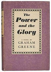 The Power and the Glory - Graham Greene - El poder y la gloria Books For Boys, I Love Books, Great Books, Books To Read, Temple Movie, British Magazines, Graham Greene, Great Novels, Addiction Recovery