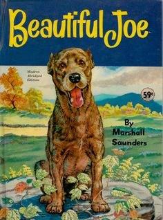 Beautiful-Joe (moderne Abridged Edition) von Marshall Saunders, illustriert von William M. Hutchinson