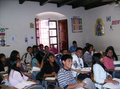 These schools in Guatemala support indigenous children who otherwise would have no opportunity to receive an education.