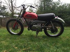 1971 Yamaha JT1 Mini Enduro 60 Ahrma Vintage Dirt Bike Trail | eBay