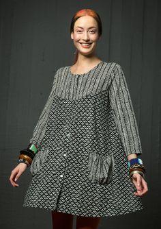 Kuvioiden runsautta – GUDRUN SJÖDÉN - vaatteita verkossa ja postimyynnissä
