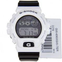 G-Shock Casio Quartz Digital WR200m GW-6900GW-7 GW-6900GW Sports Watch