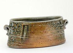 Ceramics by Mandy Parslow at Studiopottery.co.uk - 2013. 6Hx14Lx6Dcm.