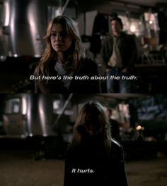 Grey's Anatomy- Truth hurts
