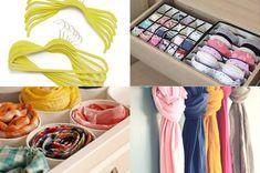 53 dicas para organizar o guarda-roupas que vão mudar a sua vida para sempre | Wardrobes, Shoe Rack, Sweet Home, Personal Organizer, 1, Change, Tips, Shoe Hanger, Organization Hacks
