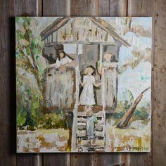 Sarah Robertson Art - Treehouse