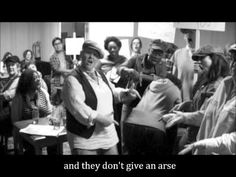 BUGGER THE BANKERS. Please help make this rousing, catchy and so true music video by The Austerity Allstars viral!