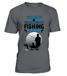 & Grandson Fishing Partners For Life  partner#tshirt#tee#gift#holiday#art#design#designer#tshirtformen#tshirtforwomen#besttshirt#funnytshirt#age#name#october#november#december#happy#grandparent#blackFriday#family#thanksgiving#birthday#image#photo#ideas#sweetshirt#bestfriend#nurse#winter#america#american#lovely#unisex#sexy#veteran#cooldesign#mug#mugs#awesome#holiday#season#cuteshirt