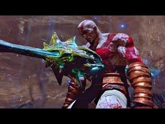God of War 3 - Kratos Sacrifices Himself (Ending Cutscene) God Of War 3, Instagram Posts, Ps3, Painting, Fictional Characters, Sony, Youtube, God Of War, English Memes