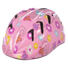 Fisher-Price® Flowers Helmet  Pink (X-Small)