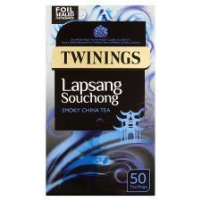 Twinings Lapsang Souchong 50 Teabags 125G