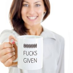 **** Programmer Mug ****  Best gift for that smart programmer who gives exactly 0 f*cks. #Programmer #ProgrammerMugs #ComputerScience #Etsy #EtsyMugs #SuchMugs