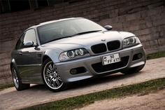 E46 BMW M3 CSL
