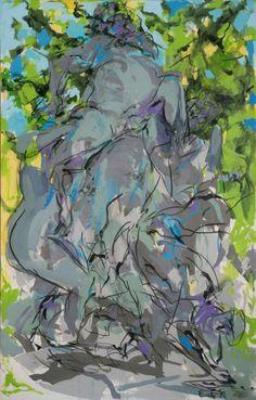 La improvisación durante el proceso creativo fue una de las claves del expresionismo abstracto de la que muchas mujeres artistas fueron maestras. Os l...