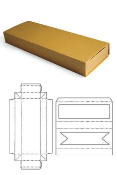 Blitsy: Template Dies- Rectangle Matchbox - Lifestyle Template Dies - Sales Ending Mar 05 - Paper - Save up to 70% on craft supplies!
