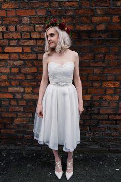Wilderness Bride dress  Jenn Brookes photography