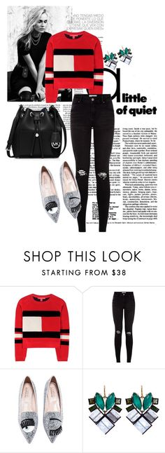 Cheek and Love by kreesha on Polyvore featuring Tommy Hilfiger, MICHAEL Michael Kors, Nak Armstrong and Marc Jacobs