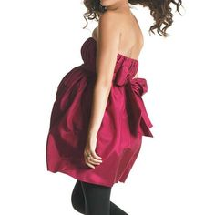 For all of us pregnant women!  :) Fun fashion for a Holiday party?