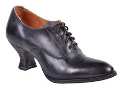 Jane Shoe - Black leather : I'd love to be able to show my socks off with these.