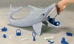 Who remembers playing this Jaws game?