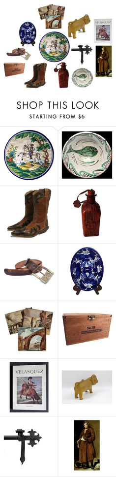 """""""Spain's Collectibles"""" by patack ❤ liked on Polyvore featuring interior, interiors, interior design, home, home decor, interior decorating, Sebastian Professional, Paul Frank, Aesop and vintage"""