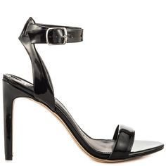 68.00$  Buy here - http://ali4ik.worldwells.pw/go.php?t=32589563484 - Black/Silver Open Toe Women Sandals Stilettos High Heel Women Shoes Sandals With Heels Made-to-order Plus Size Heeled Sandals