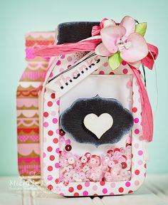 Thoughts of a Cardmaking Scrapbooker!: Guest Designer for Silhouette!