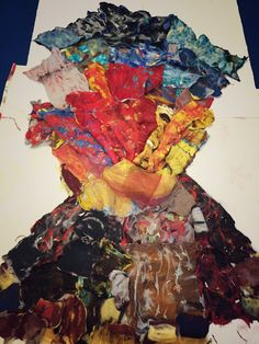 Volcano | Art in 2019 | Collage, Collage Illustration ...