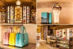 We are delighted to unveil our fabulous new #Fendi boutique. We simply don't know where to look…