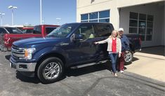 Max's new 2018 FORD F-150! Congratulations and best wishes from Landmark Ford and Paul Walsh.